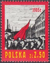 75 rocznica Rewolucji 1905 - 2535