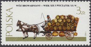 Warszawskie pojazdy konne - 2575