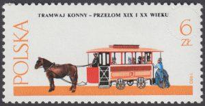 Warszawskie pojazdy konne - 2577