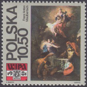 Międzynarodowa Wystawa Filatelistyczna Wipa 81 w Wiedniu - 2588