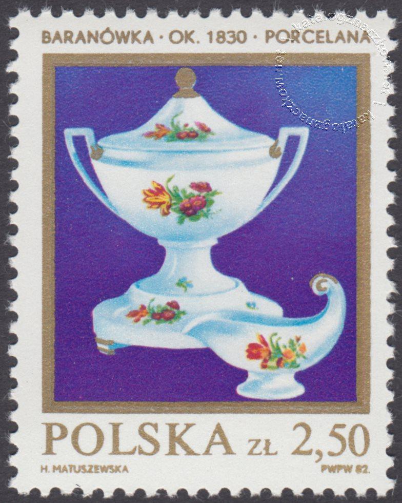 Polska ceramika szlachetna – 2647