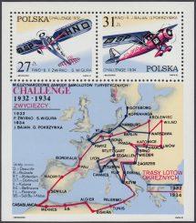 50 lecie zwycięstwa polskich lotników - Challenge - Blok 73