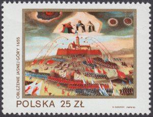600 lat obecności Obrazu Jasnogórskiego w klasztorze O.O. Paulinów w Częstochowie - 2671