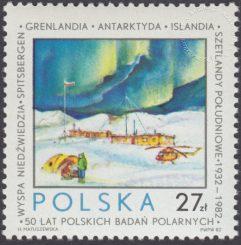 50 lat badań polarnych - 2684