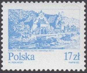 Stare miasta nad Wisłą - 2686