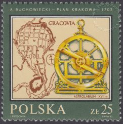 Pomniki polskiej kartografii - 2699