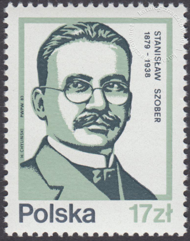 Wybitni Polacy znaczek nr 2710