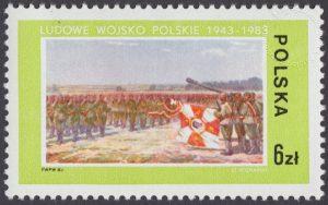 40 lecie Ludowego Wojska Polskiego - 2737