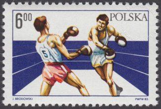 60 lecie Polskiego Związku Bokserskiego - 2740