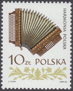 Polskie ludowe instrumenty muzyczne - 2753
