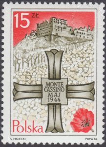 40 rocznica bitwy o Monte Cassino - 2771