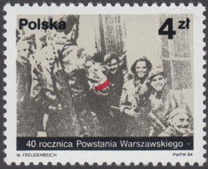 40 rocznica Powstania Warszawskiego - 2782