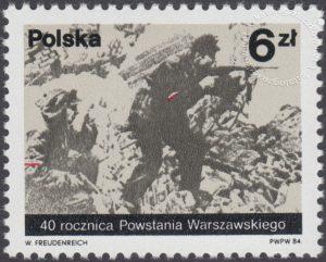 40 rocznica Powstania Warszawskiego - 2784
