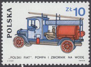 Rozwój pojazdów pożarniczych - 2814
