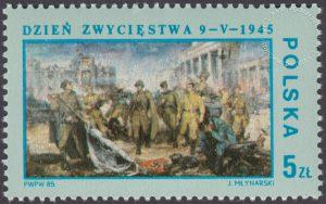40 rocznica zwycięstwa nad faszyzmem - 2825