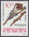 Polskie ludowe instrumenty muzyczne - 2832