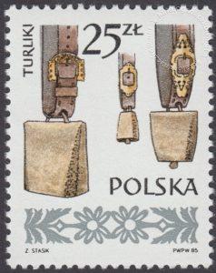 Polskie ludowe instrumenty muzyczne - 2835