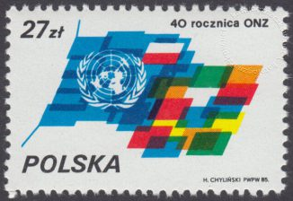 40 rocznica powstania ONZ - 2856
