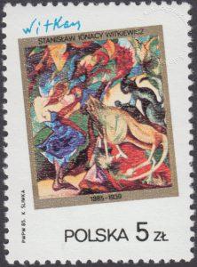 100 rocznica urodzin Stanisława Ignacego Witkiewicza - 2859