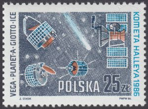 Kometa Halleya - 2867