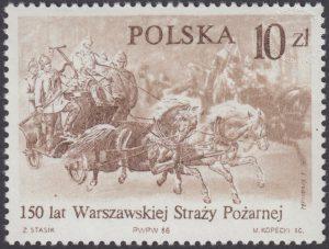 150 rocznica Warszawskiej Straży Pożarnej - 2878