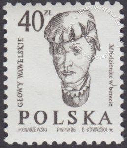Głowy wawelskie - 2889