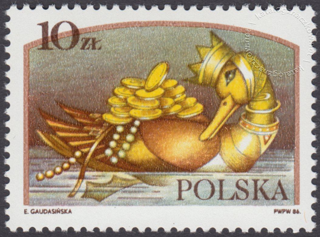 Legendy polskie znaczek nr 2906