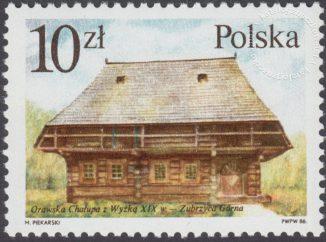 Polskie budownictwo drewniane - 2914