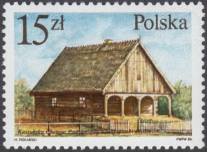 Polskie budownictwo drewniane - 2915