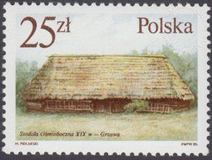 Polskie budownictwo drewniane - 2916