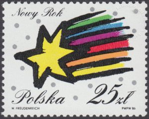 Nowy Rok 1987 - 2920