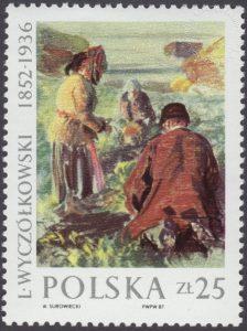 Malarstwo polskie - Leon Wyczółkowski - 2937