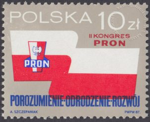 II Kongres PRON - 2943