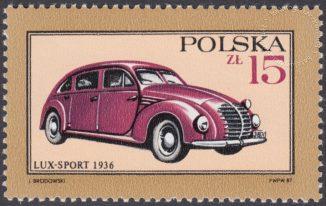 Dawne polskie samochody i motocykle - 2946
