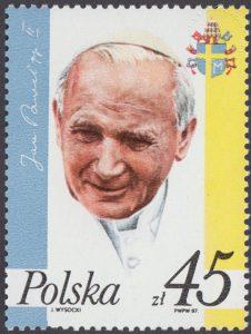 III wizyta papieża Jana Pawła II w Polsce - 2952