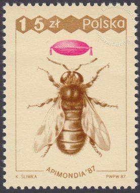 XXXI Międzynarodowy kongres Pszczelarski Apinodia 87 - 2960