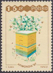 XXXI Międzynarodowy kongres Pszczelarski Apinodia 87 - 2961