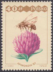 XXXI Międzynarodowy kongres Pszczelarski Apinodia 87 - 2962