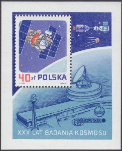30 lat badania kosmosu - Blok 91