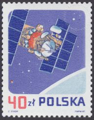 30 lat badania kosmosu - 2974