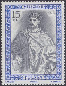 Poczet królów i książąt polskich - 2984