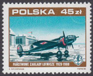 Państwowe Zakłady Lotnicze - 3010