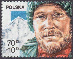Srebrny medal Orderu Olimpijskiego dla Jerzego Kukuczki - 3007