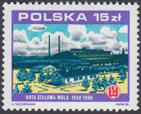 Huta Stalowa Wola - 3014