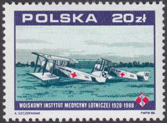 Wojskowey Instytutu Medycyny Lotniczej - 3019