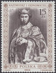 Poczet królów i książąt polskich - 3031