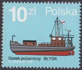 Statki pożarnicze - 3036