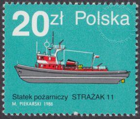 Statki pożarnicze - 3040