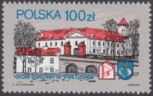 Dom Polonii w Pułtusku - 3057