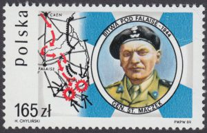 45 rocznica bitwy pod Falaise - 3065